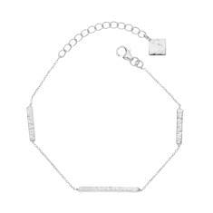 Manhattan Bar Bracelet – Juvi designs