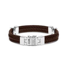 Bracelet Edwin Small Special Leather Brown – Buddha to Buddha