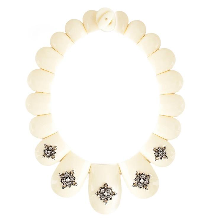 Scallop Necklace | Miriam Salat