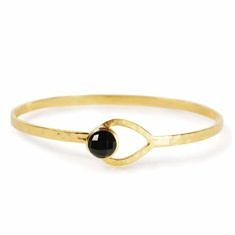 Hooked Luna Bangle | Black Betty Design