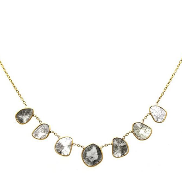 Organic Diamonds Necklace | Tresor Collection