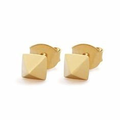 Pyramid Studs | Black Betty Design