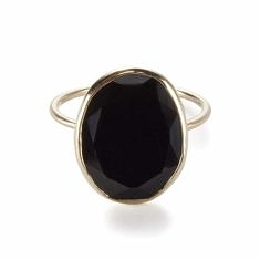 Skinny Joy Black Onyx Ring | Black Betty Design
